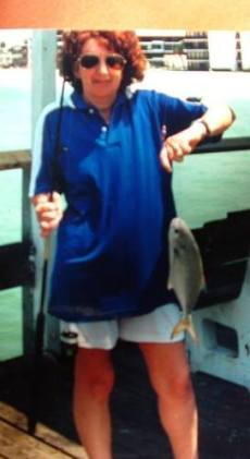 Me fishing in god coast USA. Yeh FISHING