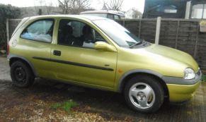 mikes car 2